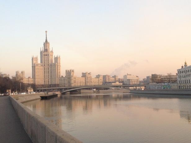 Berges de la Moskova